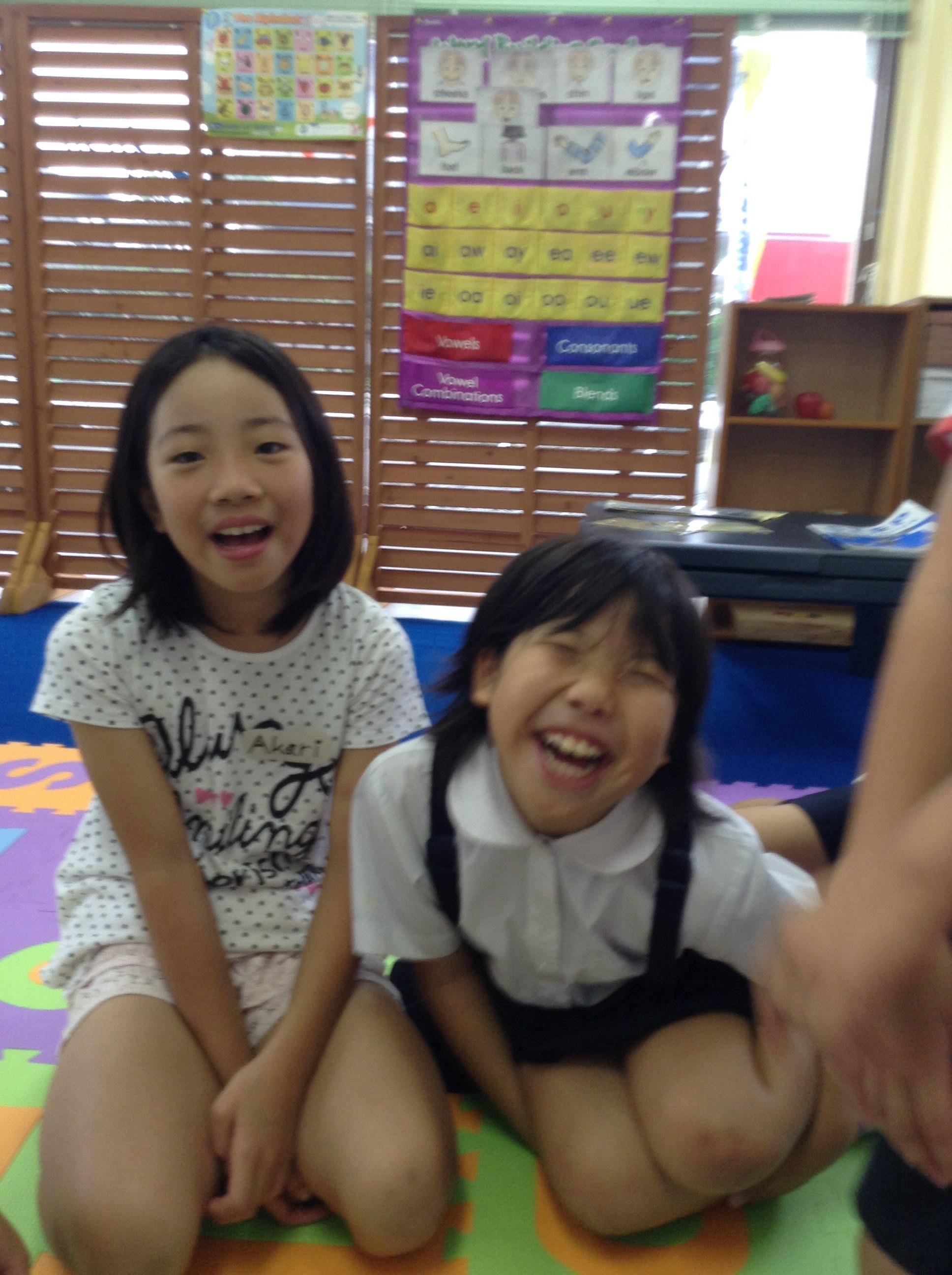 王様になれるゲーム 子ども英会話教室エンデバー通信0701