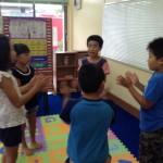 コラボで練習|子ども英会話教室エンデバー通信0819