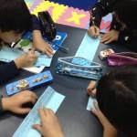 子ども英会話教室エンデバー通信|【今年の抱負】初レッスン