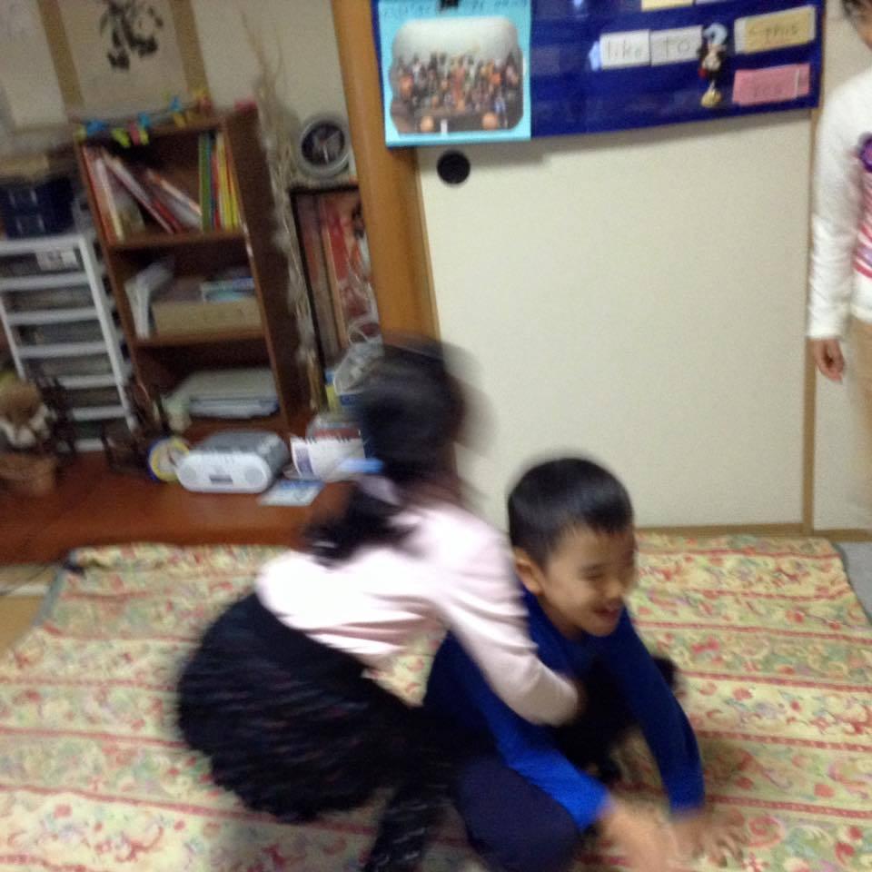 子ども英語教室エンデバー熊本の様子2