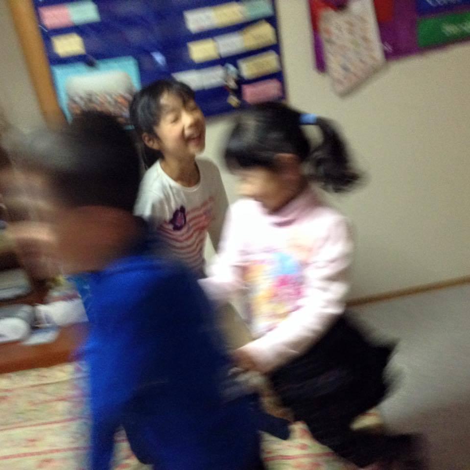 子ども英語教室エンデバー熊本の様子3