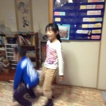 子ども英語教室エンデバー熊本の様子1