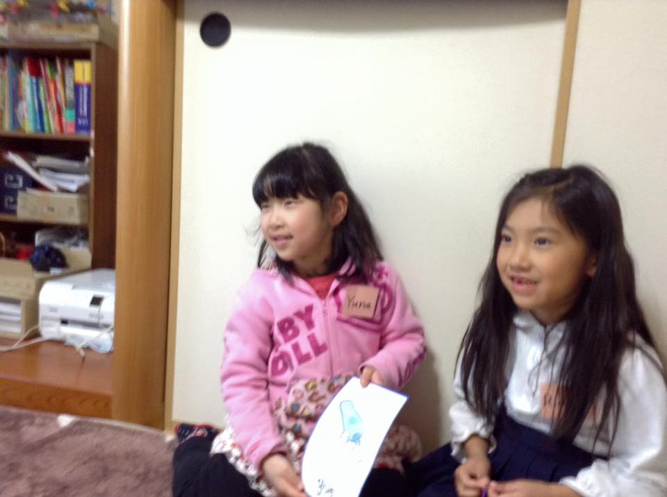 熊本市の子ども英語教室エンデバーの授業の様子4