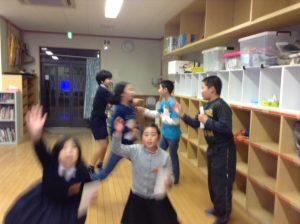 熊本市子ども英語教室エンデバーの様子2