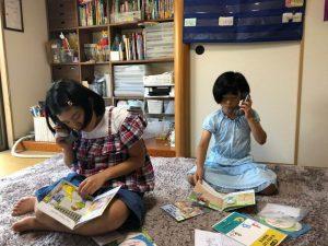 熊本市の子ども英語教室エンデバー国府教室の様子2