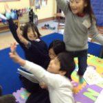 春の子ども英会話教室の体験会が始まります